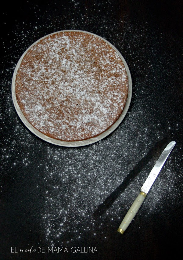 rye and beet cake