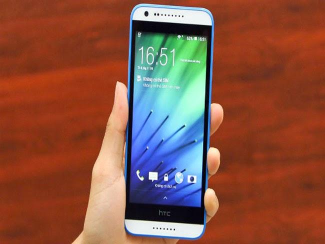 HTC Desire 626 dengan Dua Pilihan Performa yang Sama Tinggi