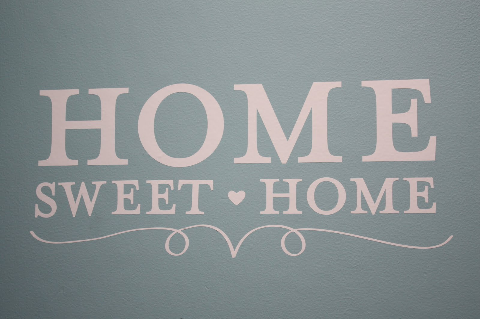 The Pursuit Of Stampin 39 Ess Home Sweet Home White Decor