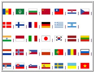 Cara Membuat Widget Google Translate Bentuk Bendera Negara