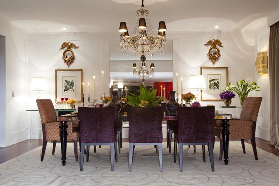 Sala De Jantar Ribeirao Preto ~ Inspirações para sala de jantar de luxo  Realizando um Sonho