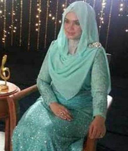 Baby bump Siti Nurhaliza