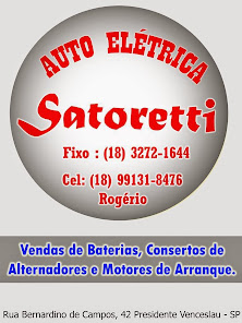 Auto Elétrica Satoretti