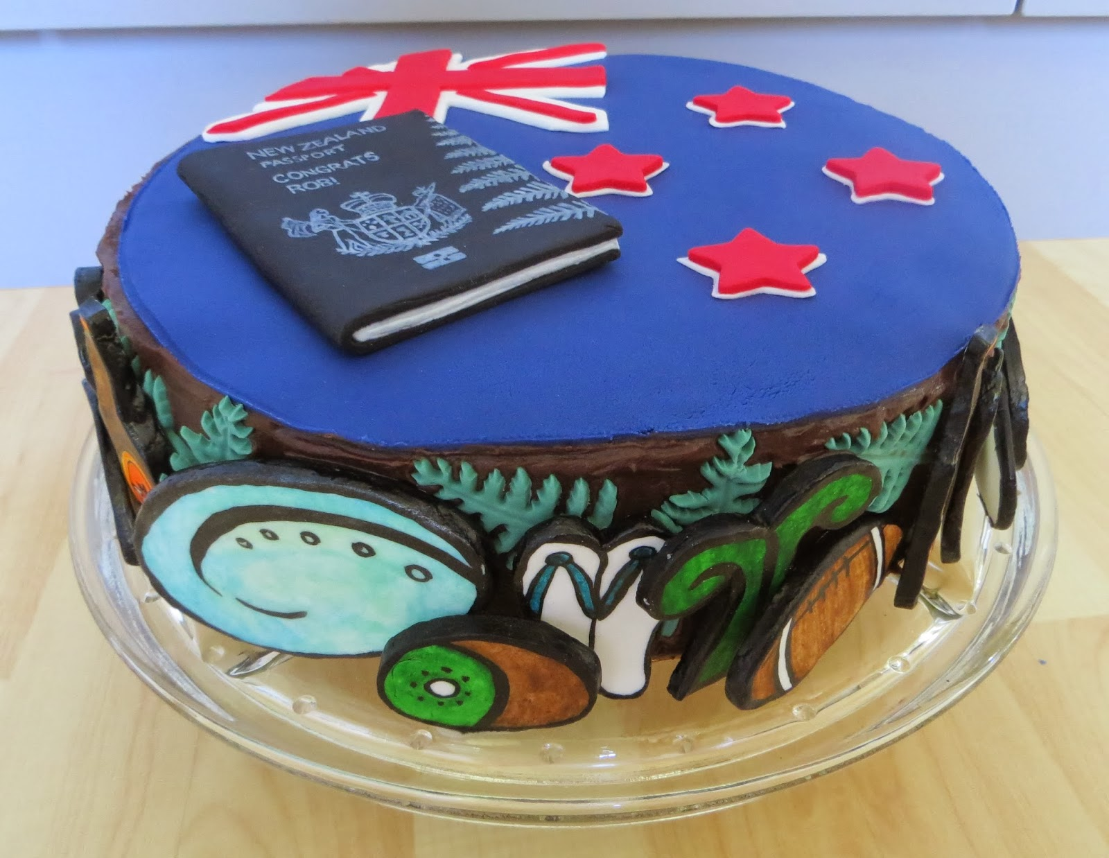 Cake Decorating Gisborne Nz : The Papoose Mamoose: Birthday Cakes