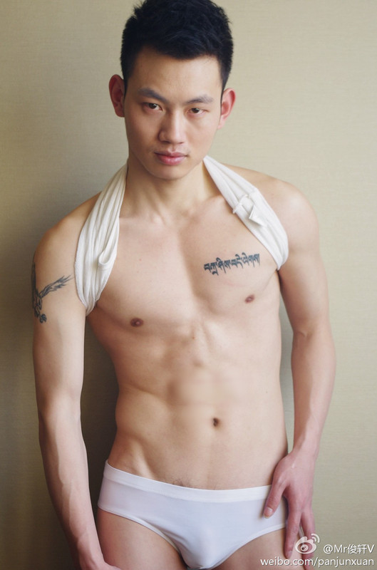 16149438da9914c370bda8e8386dccc0d87cd5b2 Sexy Naked Chinese Stud Jun Xuan Shows off His Hot Asian Cock