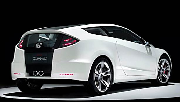 2018 Honda CR-Z Rumors And Release Date