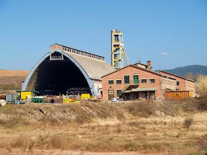 Instal·lacions de les mines de Vilafruns