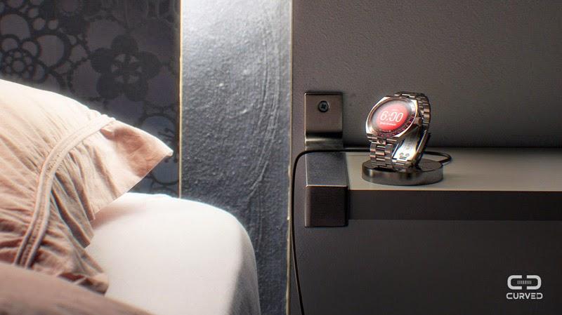 đồng hồ thông minh đẳng cấp Rolex 2