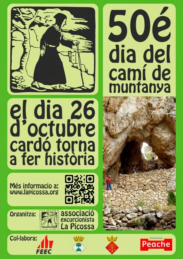 50é dia del camí de muntanya 26 d'octubre 2014
