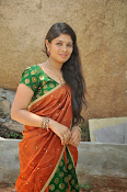 Actress Anusha Photos in Half saree-thumbnail-6