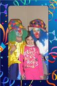 A gente gosta de brincar de circo...=)