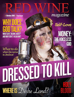 Red Wine Magazine October 2015 Issue (Free Download)