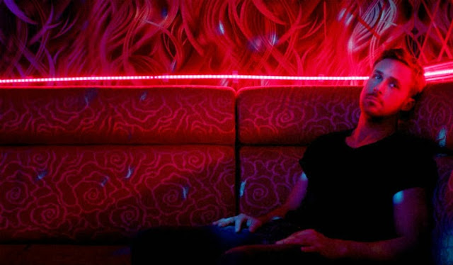 Gosling in strip club Only God Forgives