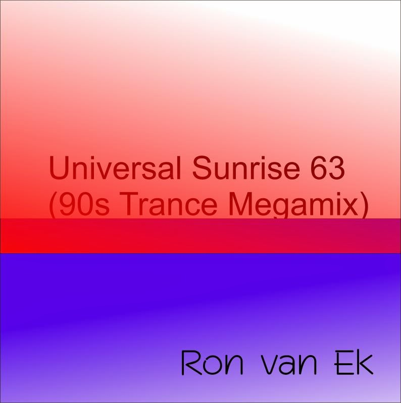Ron van ek universal sunrise 63 90s trance megamix mixfreaks 01 dance 2 trance hello san francisco 02 dance 2 trance we came in peace 03 peyote i will fight no more clubmix 04 bassheads is there anybody out malvernweather