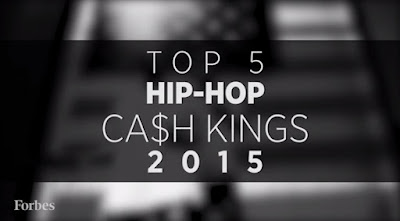 Forbes Hip Hop Cash Kings 2015