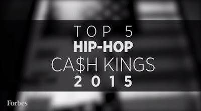 Forbes Hip Hop Cash Kings 2015