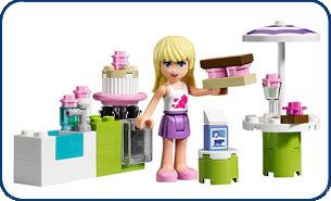 LEGO Friends Launch n' Build Event at Toys R Us