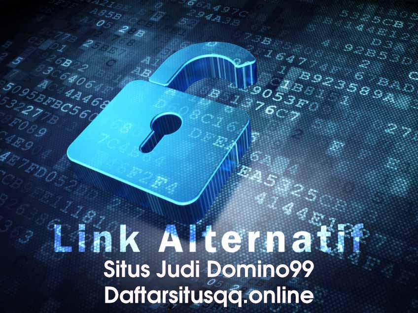 Link Altenatif Situs Judi Domino99 Online
