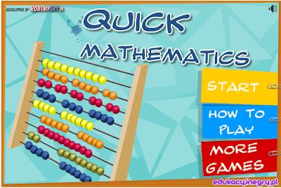 quick mathematics