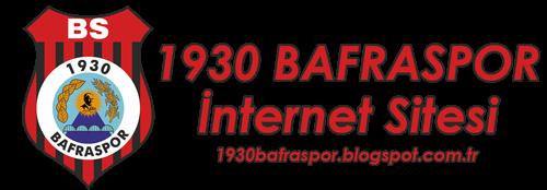 1930 Bafraspor İnternet Sitesi