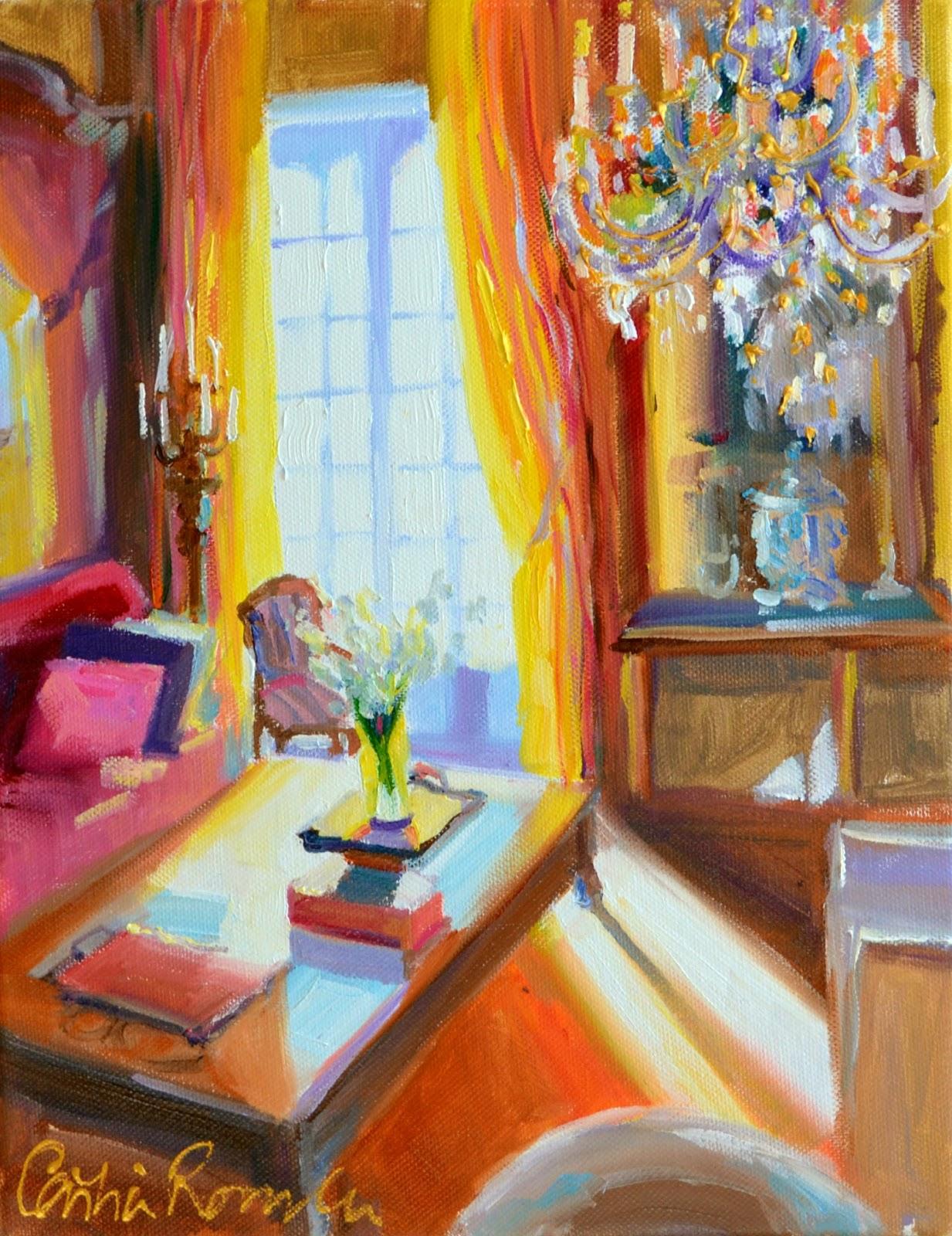 Atelier Cecilia Rosslee Paris Apartment