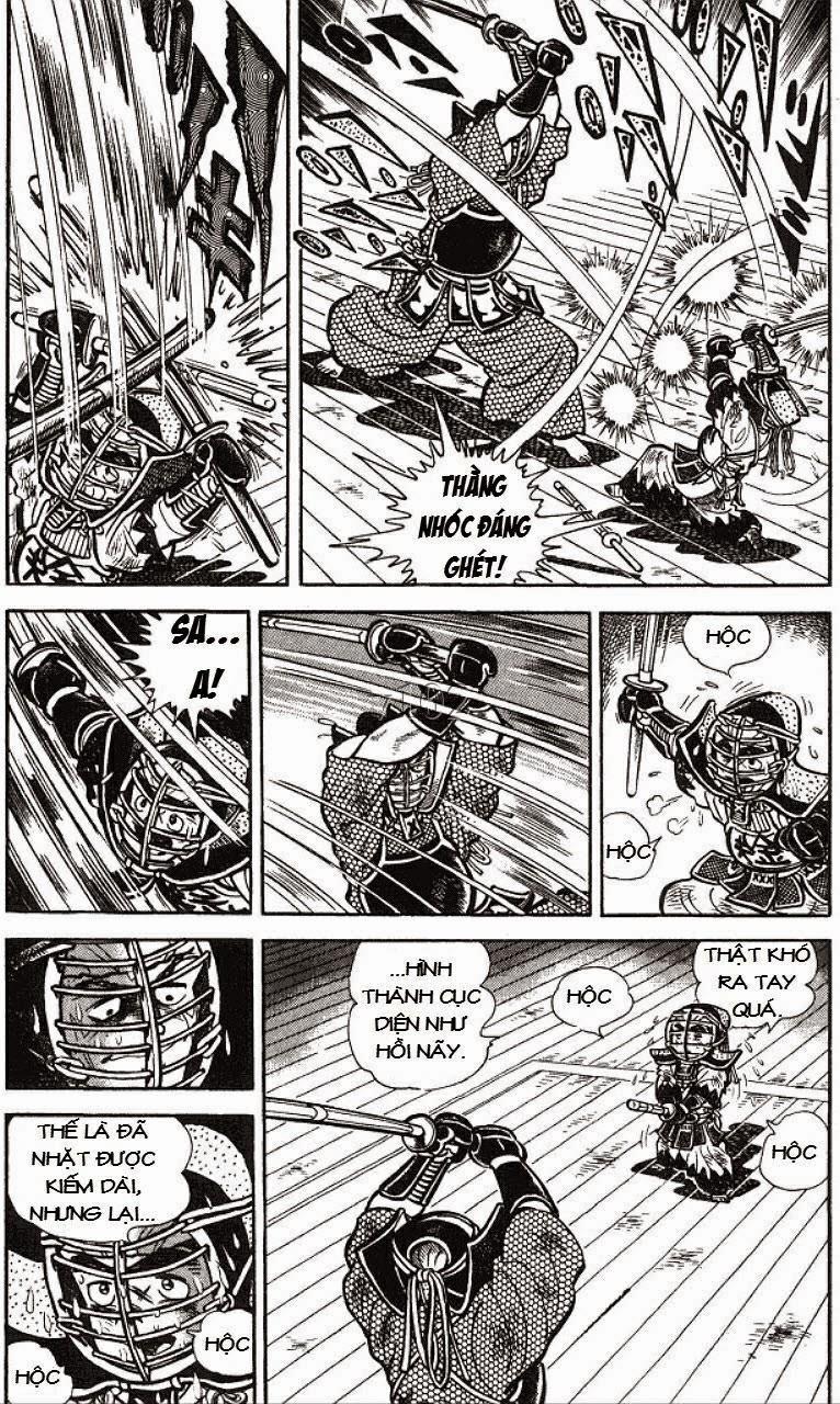 Siêu quậy Teppi chap 130 - Trang 16