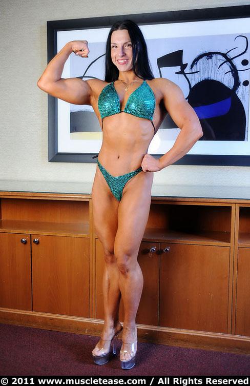 Olga Gurieva Female Muscle Bodybuilding Blog