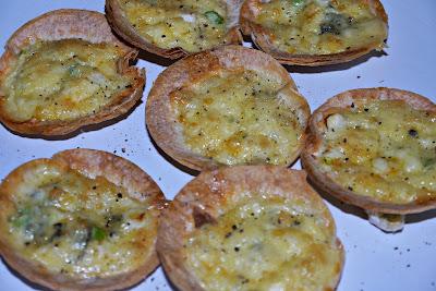 veggie quiche, no pastry quiche