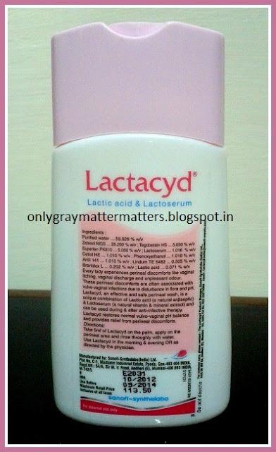 Lactacyd India