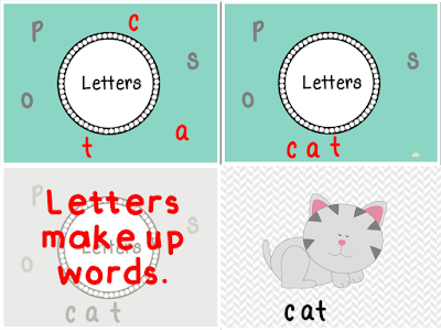 https://www.teacherspayteachers.com/Product/Letters-Words-and-Sentences-BUNDLE-796741