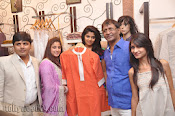 Linen Club launch at Laven fashions by Actress Sravya-thumbnail-9