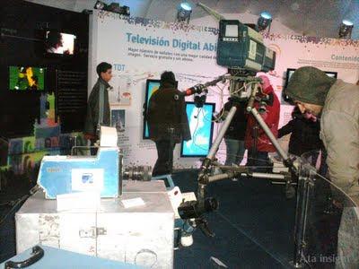TV digital Argentina Tecnópolis