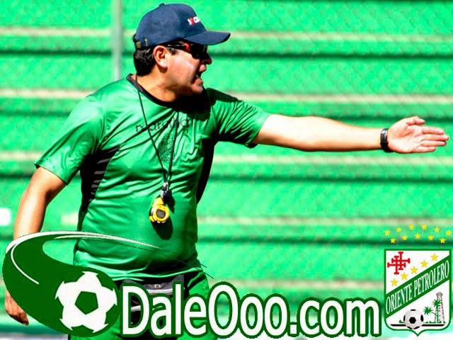 Oriente Petrolero - Eduardo Villegas - DaleOoo.com sitio del Club Oriente Petrolero