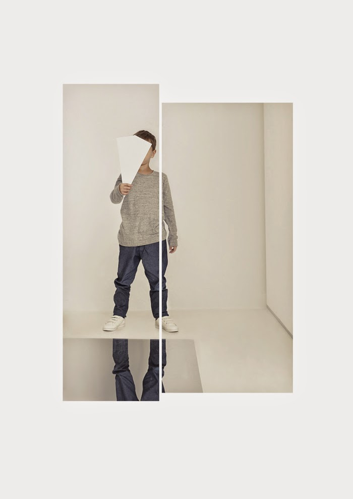 Organic jeans by Kids on the Moon AW14 kids fashion collection