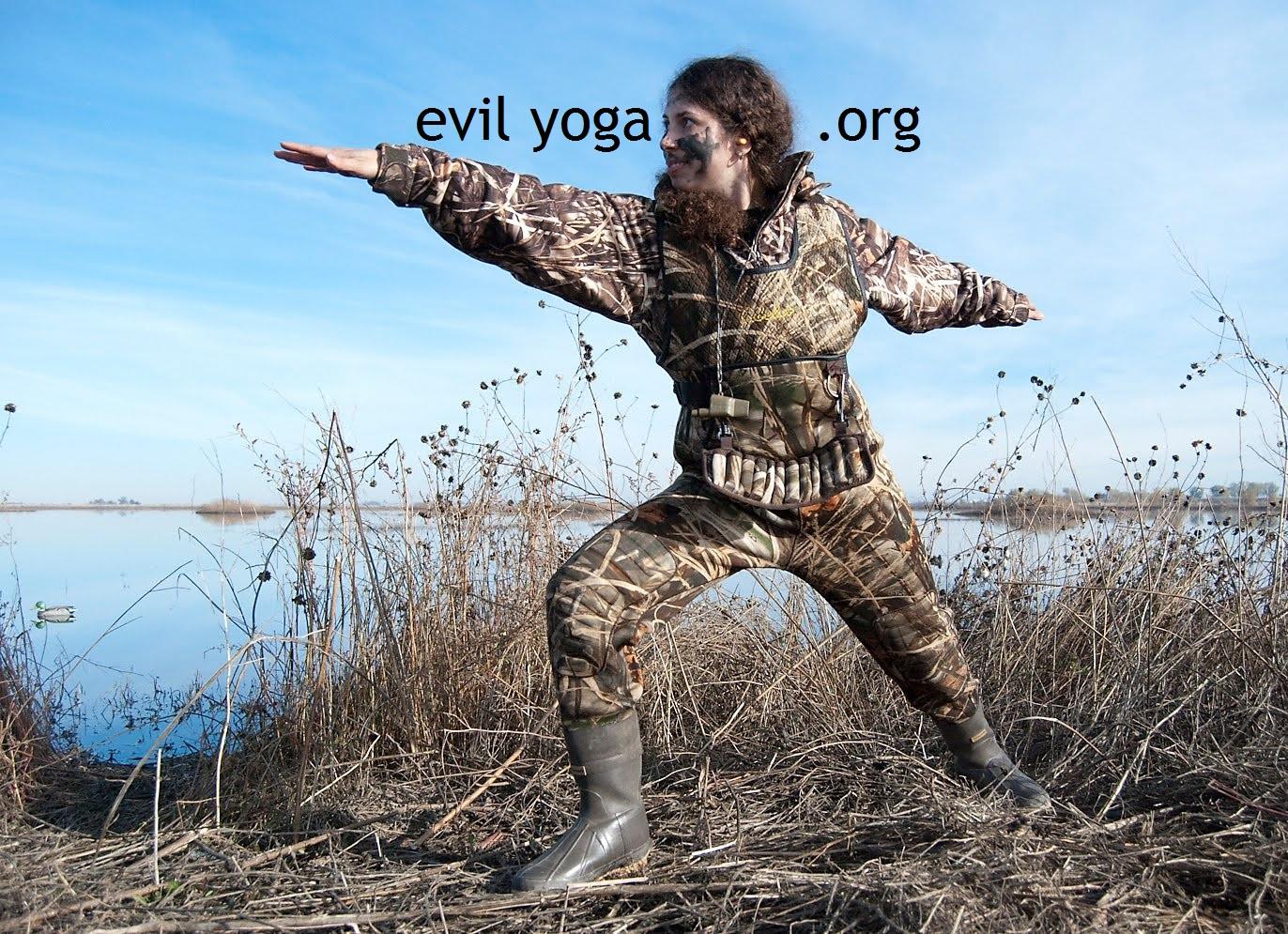 evil yoga