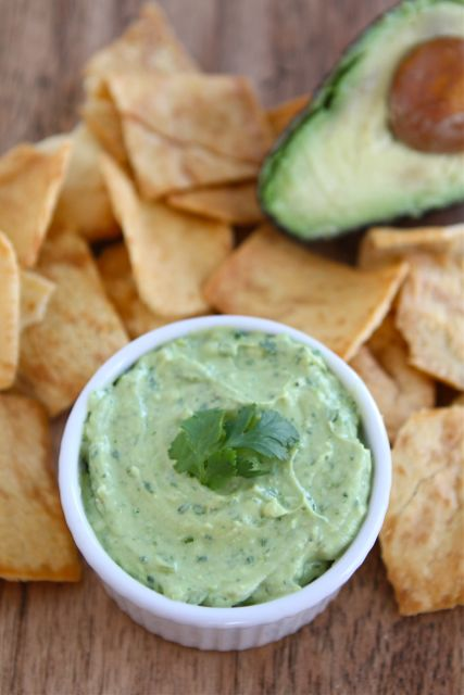 Creamy Guacamole Dip 15 great dips for your super