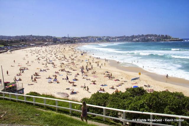 Bondi Beach, Eastern Suburbs, Sydney, Australia