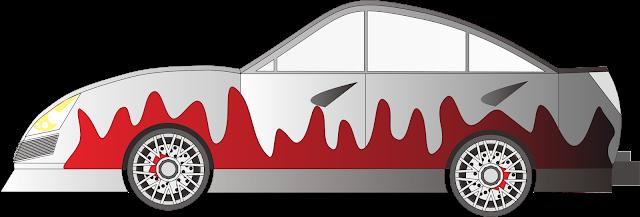 Desain Mobil Keren CorelDRAW