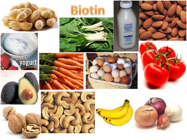 Consume Food Rich in Biotin
