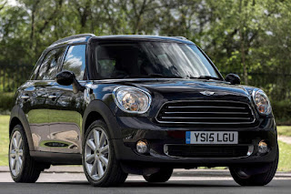 Mini Cooper D ALL4 Countryman Business (2015) Front Side