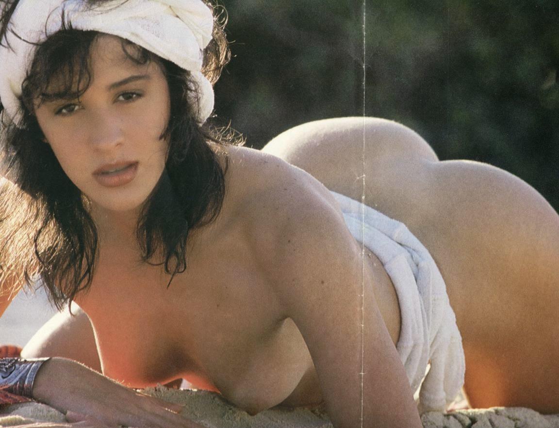 Claudia Raia Nude