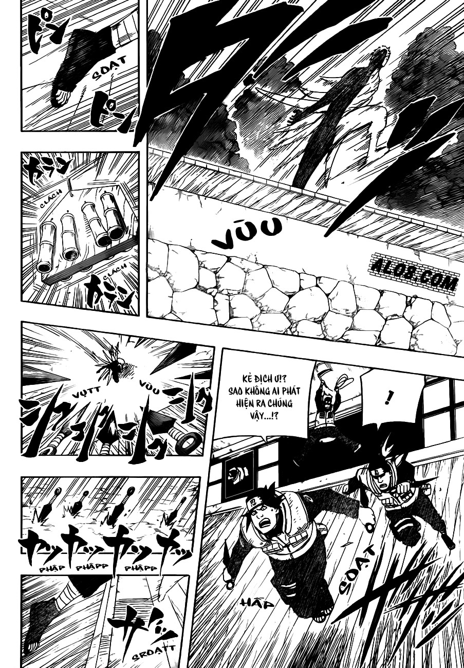 Naruto chap 526 Trang 2 - Mangak.info