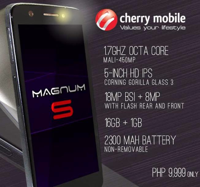 Myphone Infinity Lite Vs Cherry Mobile Magnum S Price And