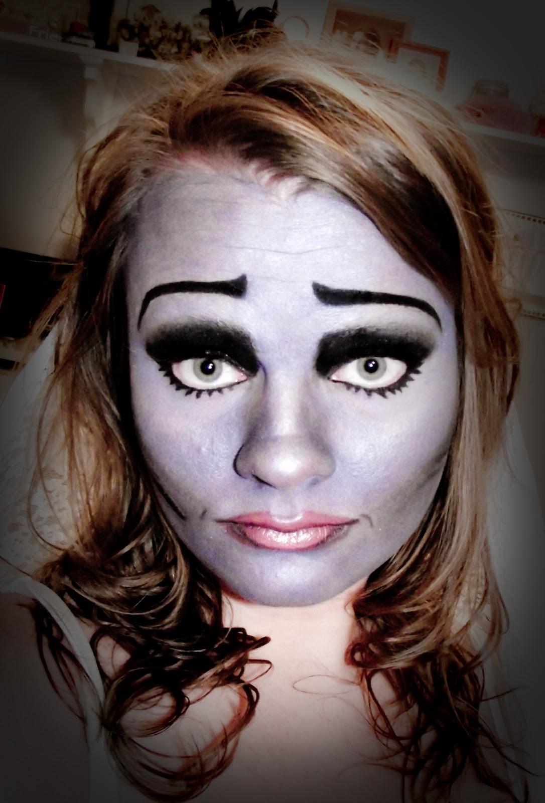 Dead Bride Makeup Pictures : Corpse Bride Makeup