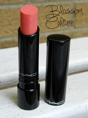 mac blossom culture sheen supreme review
