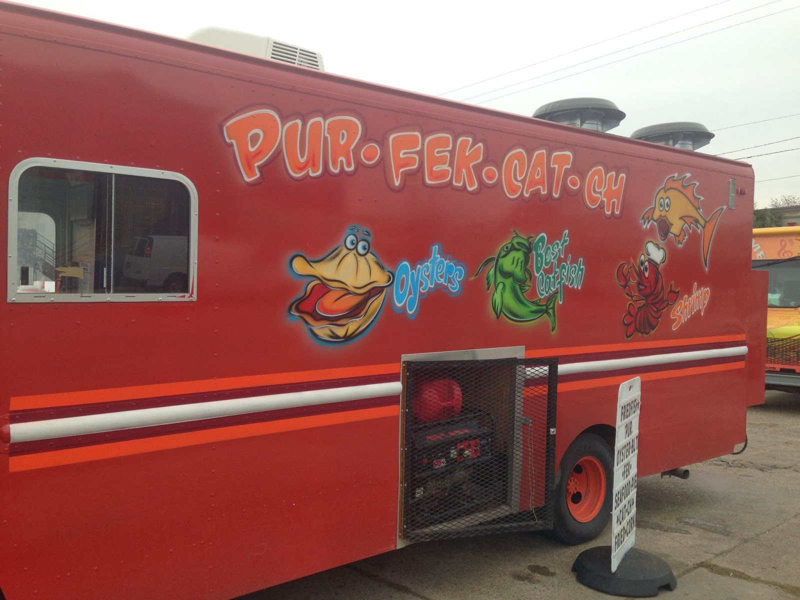 Catfish Food Truck Houston