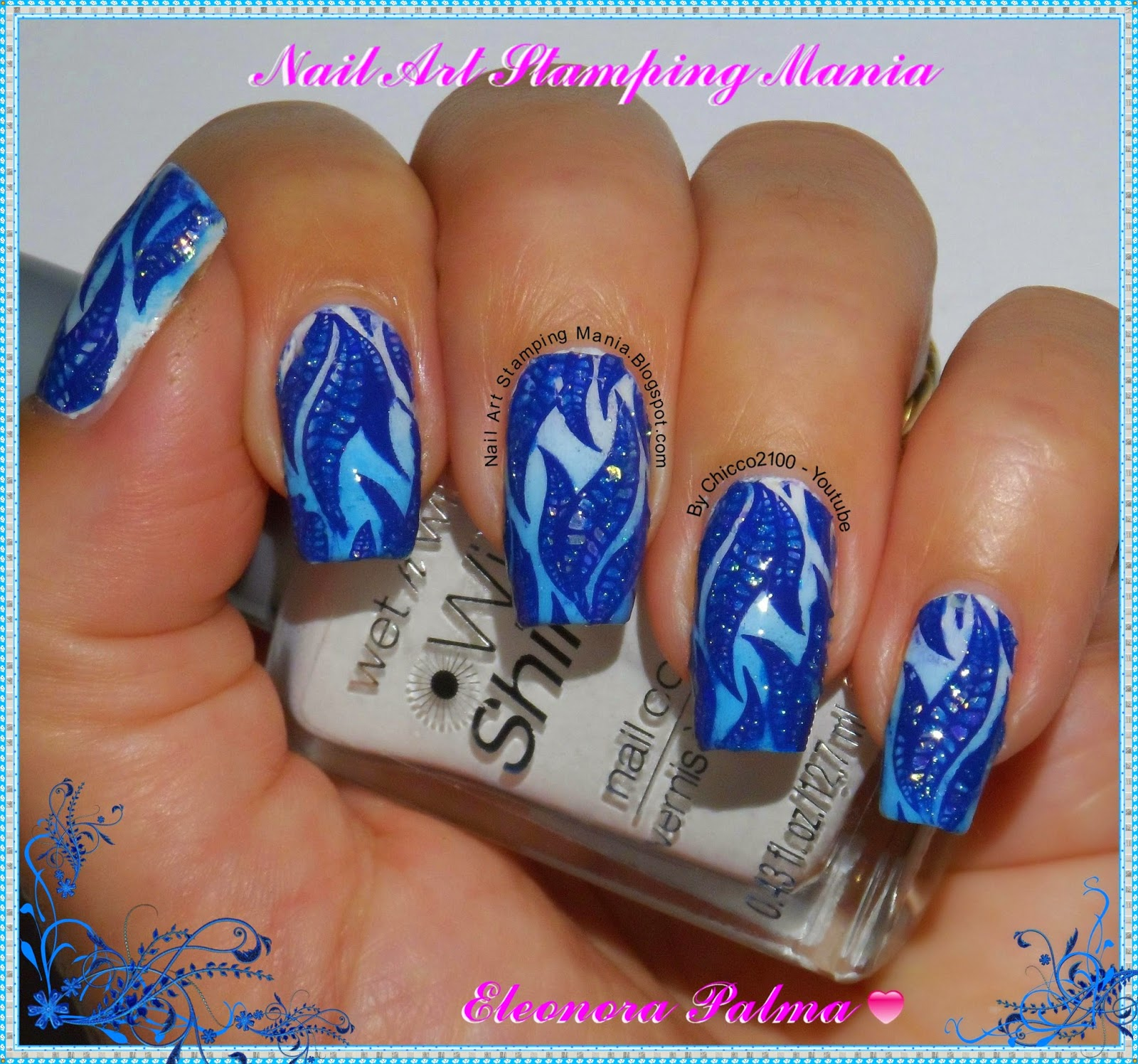 Nail Art Stamping Mania: Gradient Manicure and Bundle ...