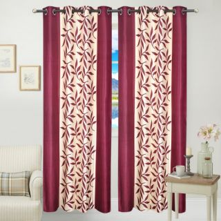 Shopclues : Buy Set of 2 Designer curtains from Rs.149 only