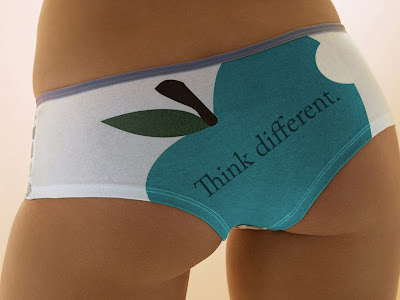 Apple sexy lingerie wallpapers