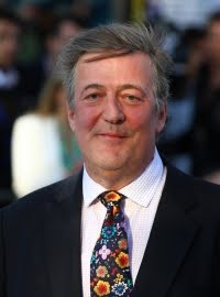 Happy August birthday Stephen Fry